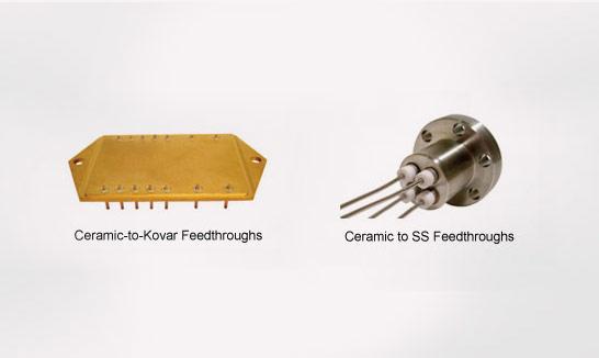 Ceramic-to-Metal Seals