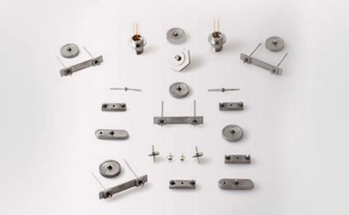 Titanium Headers – Battery Terminals & Medical Equipment